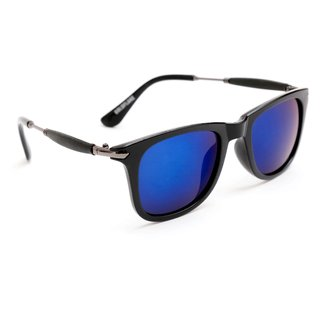 ef69ec0035 Buy TheWhoop UV Protected Blue Mercury Wayfarer Unisex Sunglasses. Stylish  Wayfarers Mirror Goggles For Men Girls Women Boy Online - Get 66% Off