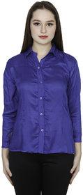 AdiRattan Crepe Shirt for Girls/Women