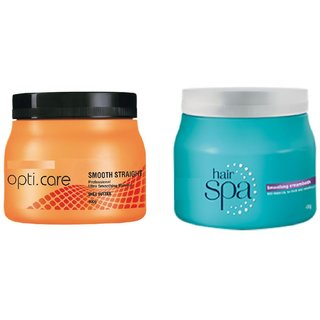 Hair spa mask 1+1