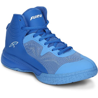 Furo Sports By Red Chief Blue MenS Basketball Shoes (Em7-002 764)