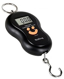 Portable Hand digital hanging scale Digital Scale ///////50 KG