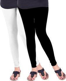 Ajami Black  White Leggings