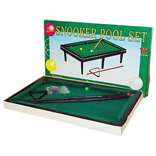 Snooker Pool Set For Kids