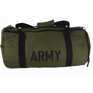 Army Military Strong Gym Bag (XL size)