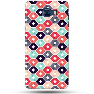 PREMIUM STUFF PRINTED BACK CASE COVER FOR SAMSUNG GALAXY C7 DESIGN 5559