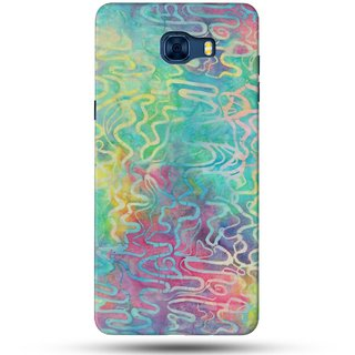 PREMIUM STUFF PRINTED BACK CASE COVER FOR SAMSUNG GALAXY C7 DESIGN 5896