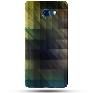 PREMIUM STUFF PRINTED BACK CASE COVER FOR SAMSUNG GALAXY C7 DESIGN 5900