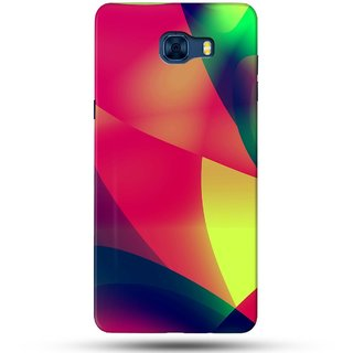 PREMIUM STUFF PRINTED BACK CASE COVER FOR SAMSUNG GALAXY C7 DESIGN 5904