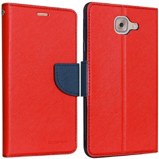 Samsung A5 2017FlipCoverMercury Case (Red) By Arrowmattix