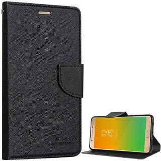 Samsung A9 ProFlipCover(Black) By Arrowmattix