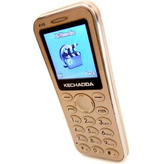 Kechaoda K115 Slim Card Size Light Weight Stylish Design Keypad Phone Dual  Sim Mobile