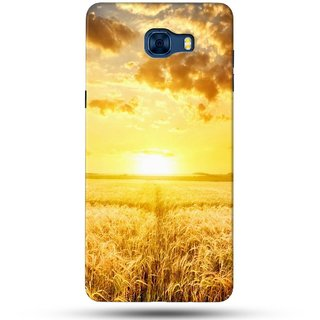 PREMIUM STUFF PRINTED BACK CASE COVER FOR SAMSUNG GALAXY C7 PRO DESIGN 5164