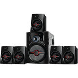I Kall IK 444 BT Bluetooth Home Audio Speaker  Black, 5.1 Channel