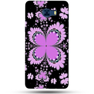 PREMIUM STUFF PRINTED BACK CASE COVER FOR SAMSUNG GALAXY J7 PRIME 2 DESIGN 5548