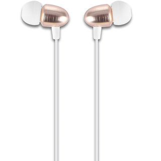 Callmate Z1 Stereo Earphone With Mic- White