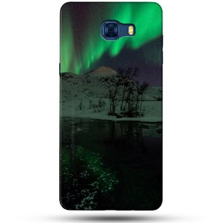 PREMIUM STUFF PRINTED BACK CASE COVER FOR SAMSUNG GALAXY C7 DESIGN 5121