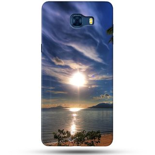PREMIUM STUFF PRINTED BACK CASE COVER FOR SAMSUNG GALAXY C5 DESIGN 5184