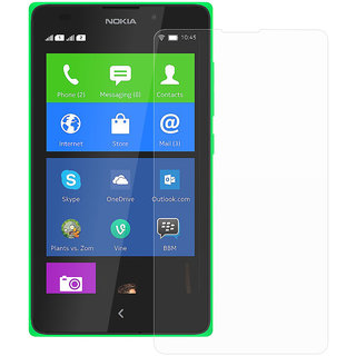 Clear Screen Guard for Nokia XL ( pack 2 pec )