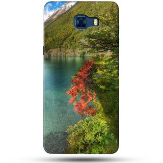 PREMIUM STUFF PRINTED BACK CASE COVER FOR SAMSUNG GALAXY A7(2016) EDITION DESIGN 5113