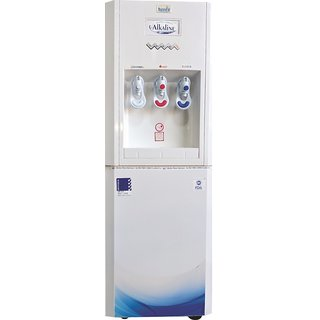 Suprimax Water Dispenser(with inbuilt Alkaline RO) Hot Cold Normal