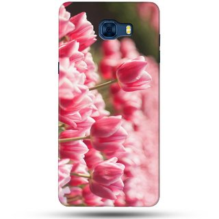 PREMIUM STUFF PRINTED BACK CASE COVER FOR SAMSUNG GALAXY C5 DESIGN 5156