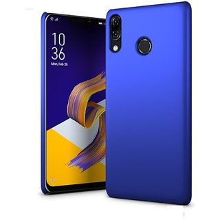 Asus Zenfone 5Z Back Cover case with Free Sim Adapter Combo Offer By Vinnx - Blue