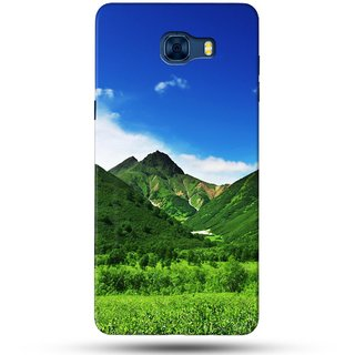 PREMIUM STUFF PRINTED BACK CASE COVER FOR SAMSUNG GALAXY C5 PRO DESIGN 5275