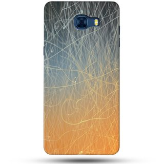 PREMIUM STUFF PRINTED BACK CASE COVER FOR SAMSUNG GALAXY C7 DESIGN 5822