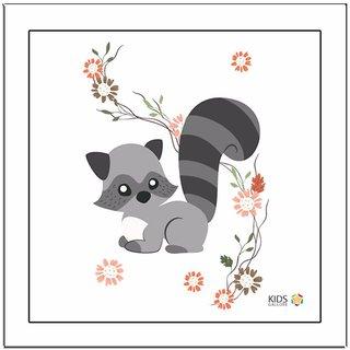 Forest Animal-Grey