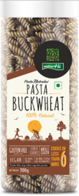 Buckwheat Gluten Free Pasta 200g by Nutrahi