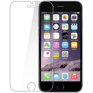 JBTEK Unbreakable screenguard for Apple Iphone 6G F/B