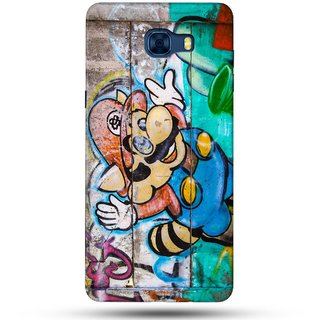 PREMIUM STUFF PRINTED BACK CASE COVER FOR SAMSUNG GALAXY ON NXT DESIGN 5588