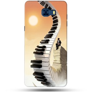 PREMIUM STUFF PRINTED BACK CASE COVER FOR SAMSUNG GALAXY ON NXT DESIGN 5658