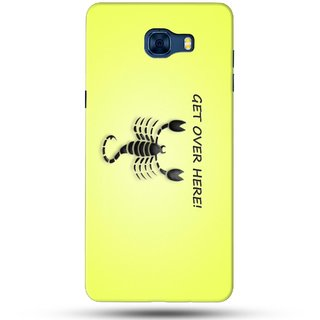PREMIUM STUFF PRINTED BACK CASE COVER FOR SAMSUNG GALAXY ON NXT DESIGN 5744