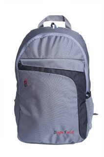 Peony Ash with Black Back Pack