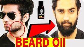 Beardooo moustache oil