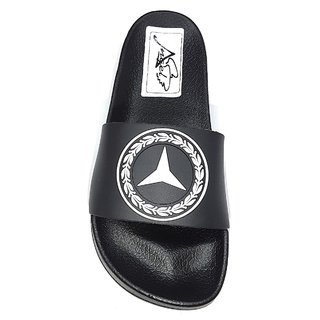 buy pampys angel merc slipper slides for men black online get 14 off