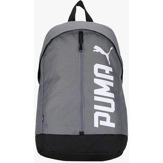 773f985d3c18 Buy Puma Pioneer Grey Laptop Backpack Online - Get 62% Off