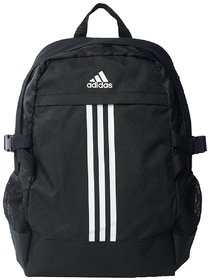 Adidas 22 Ltr (Medium) Black Casual Backpack