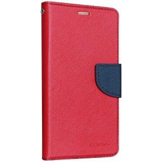 Sony C1905FlipCover/ Premium Luxury Slim Artificial Leather Case for Sony C1905 / Wallet Case for Sony C1905 - PInk By Vinnx