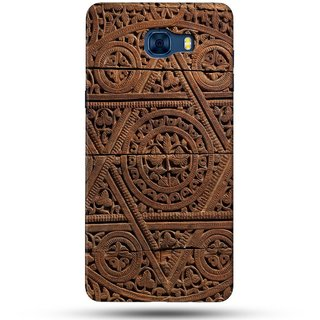 PREMIUM STUFF PRINTED BACK CASE COVER FOR SAMSUNG GALAXY J7 PRIME DESIGN 5414