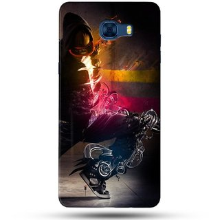 PREMIUM STUFF PRINTED BACK CASE COVER FOR SAMSUNG GALAXY J7 PRIME DESIGN 5659