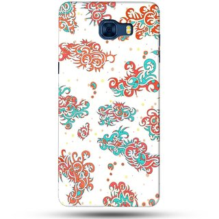PREMIUM STUFF PRINTED BACK CASE COVER FOR SAMSUNG GALAXY J7 PRIME DESIGN 5911