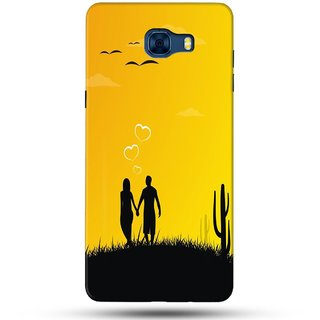 PREMIUM STUFF PRINTED BACK CASE COVER FOR SAMSUNG GALAXY J7 PRIME DESIGN 5967