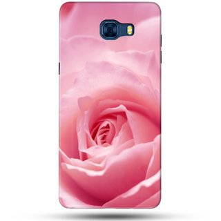 PREMIUM STUFF PRINTED BACK CASE COVER FOR SAMSUNG GALAXY C7 DESIGN 5547