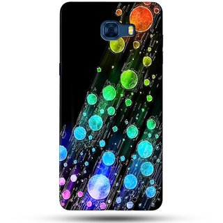 PREMIUM STUFF PRINTED BACK CASE COVER FOR SAMSUNG GALAXY C7 DESIGN 5684
