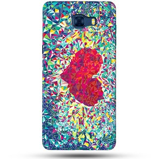 PREMIUM STUFF PRINTED BACK CASE COVER FOR SAMSUNG GALAXY J7 PRIME 2 DESIGN 5872