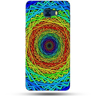 PREMIUM STUFF PRINTED BACK CASE COVER FOR SAMSUNG GALAXY J7 PRIME 2 DESIGN 5846