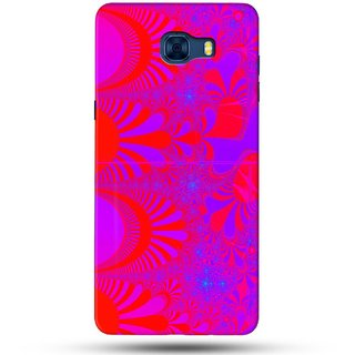 PREMIUM STUFF PRINTED BACK CASE COVER FOR SAMSUNG GALAXY J7 PRIME 2 DESIGN 5918