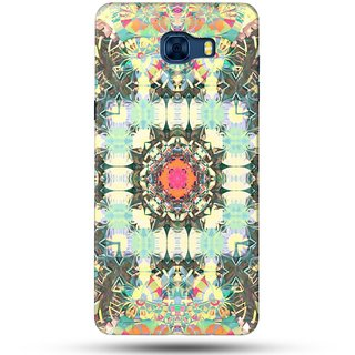 PREMIUM STUFF PRINTED BACK CASE COVER FOR SAMSUNG GALAXY J7 PRIME 2 DESIGN 5922